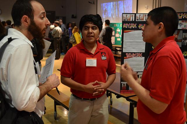 Mentor at Venture Fair